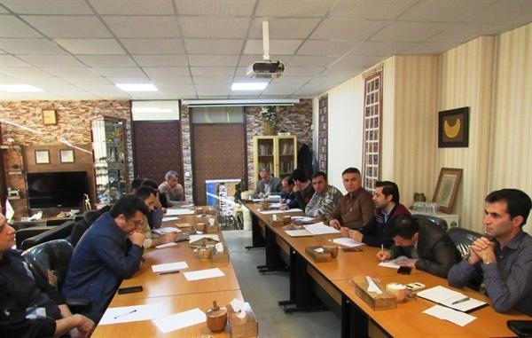 اولین جلسه ستاد اجرایی خدمات سفرکردستان ویژ نوروز 98 برگزار گردید