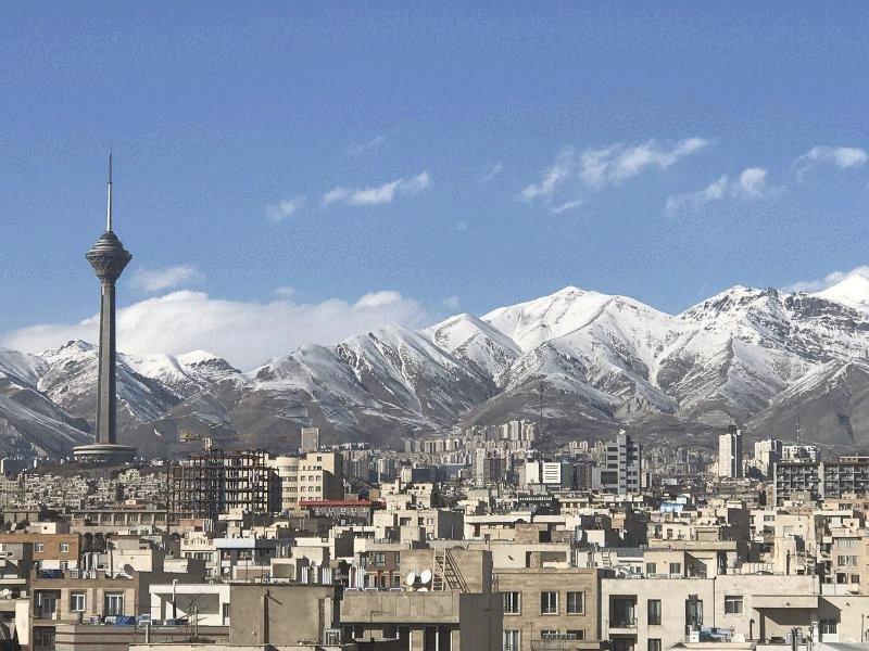 تهرانی ها امسال دو برابر بیشتر روزهای پاک داشتند