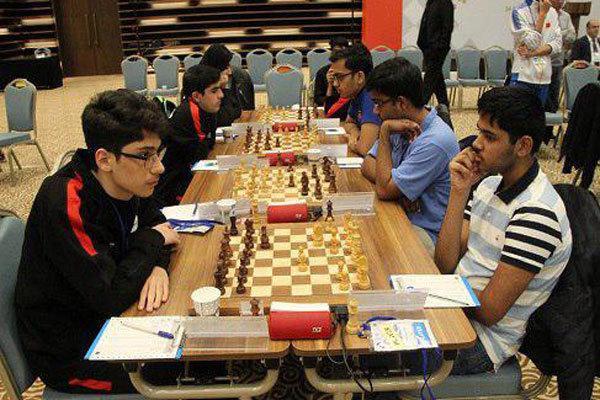نخستین شکست فیروزجا در مسابقات شطرنج ایسلند رقم خورد