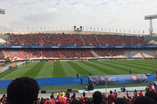 فروش کامل بلیت دیدار تیم های پرسپولیس و سپاهان