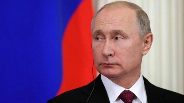 پوتین: فراوری نفت خود را فعلا افزایش نمی دهیم