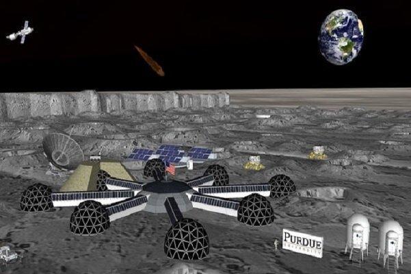 تکمیل طرح سکونتگاه های هوشمند در ماه و مریخ