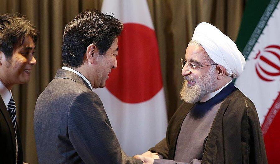 ژاپن تایمز: روابط ژاپن با ایران فوق العاده محبت آمیز است