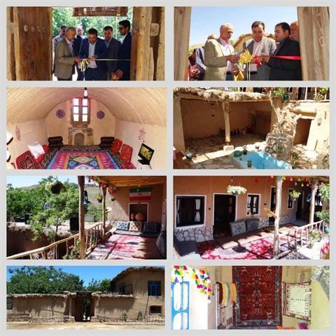 دو اقامتگاه بوم گردی در شهرستان بوانات افتتاح شد