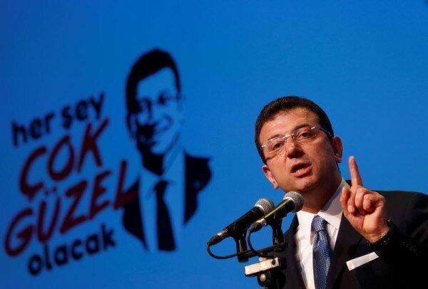 اعلام نتایج انتخابات شهرداری استانبول، کاندیدای حزب اردوغان به رقیبش تبریک گفت