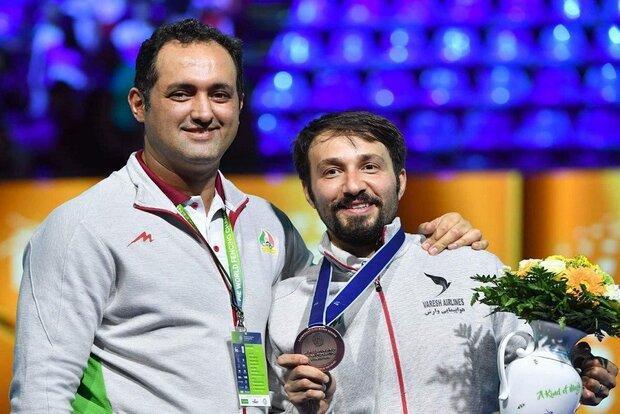 فخری: عابدینی کمر تیم روسیه را شکست تا مدال بگیرد