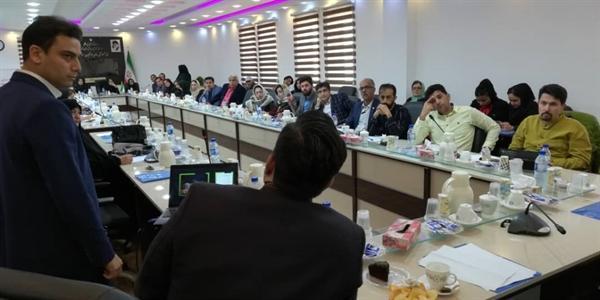 برگزاری سومین دوره آموزشی توانمند سازی تشکل های مردم نهاد جنوب غرب کشور در استان بوشهر