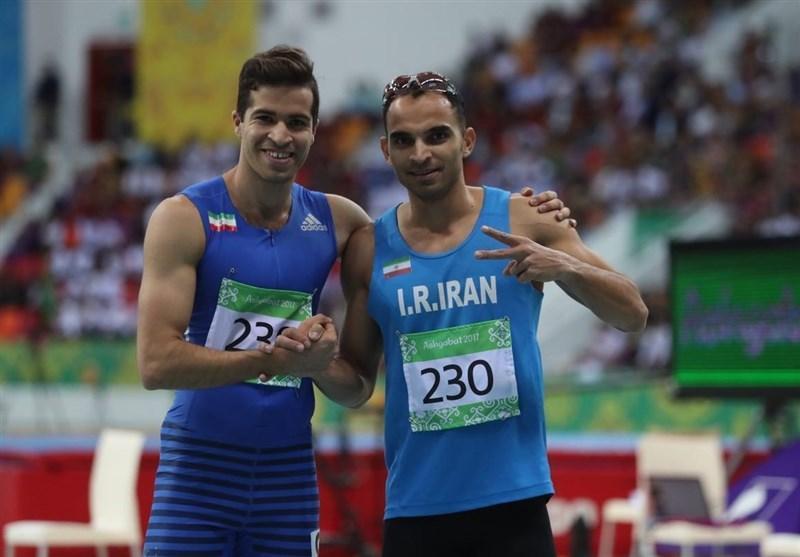مرحله اول لیگ دوومیدانی، رضا قاسمی سریع ترین دونده ایران شد