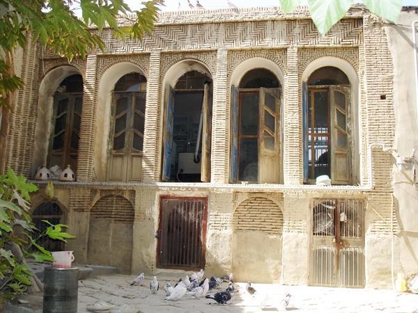 عملیات مرمت خانه تاریخی حاج آقا محسن عراقی ادامه می یابد