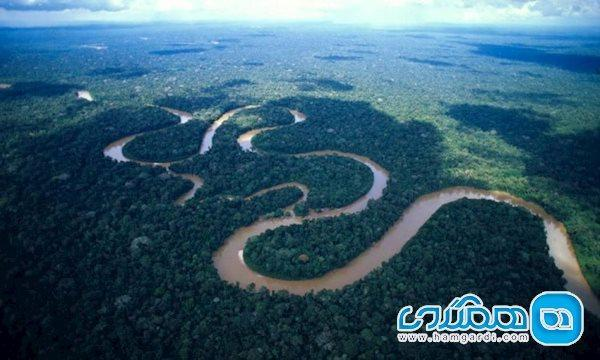 عالمی از هیجان در زیباترین رودخانه های دنیا