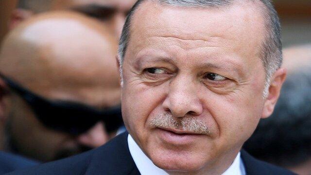 اردوغان: اجازه نمی دهیم آمریکا مانع روند ایجاد منطقه امن در شرق رود فرات گردد