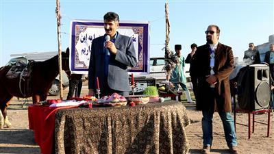 برگزاری آیین سنتی یئل چرشنبه سی در پلدشت