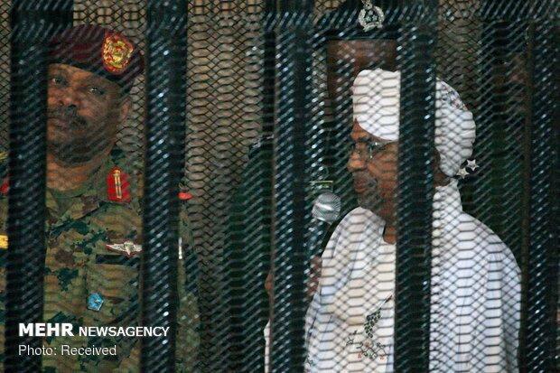 دومین جلسه دادگاه عمر البشیر هم برگزار شد