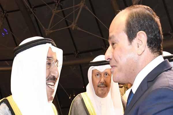 السیسی: امنیت خلیج فارس با امنیت ملی مصر گره خورده است