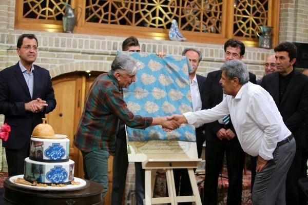 سرای تاریخی وکیل التجار در میدان محمدیه تهران افتتاح شد