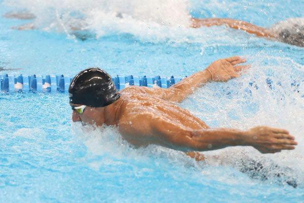 برای کسب سهمیه المپیک تلاش می کنم