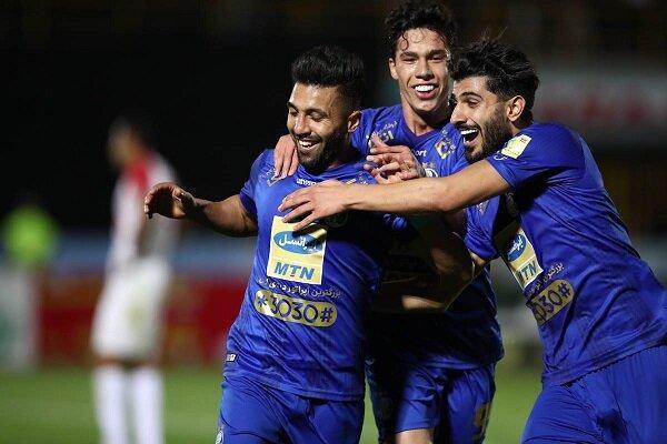 فرشید اسماعیلی بهترین بازیکن فصل استقلال