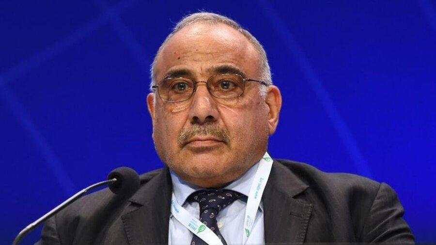 عادل المهدی: خواسته های مشروع معترضان را پیگیری می کنیم