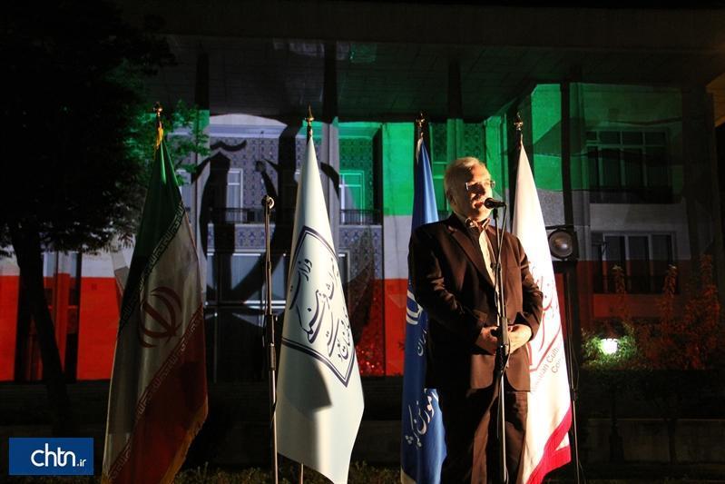 رویداد شب فرهنگی ایران در مجموعه فرهنگی تاریخی نیاوران برگزار شد
