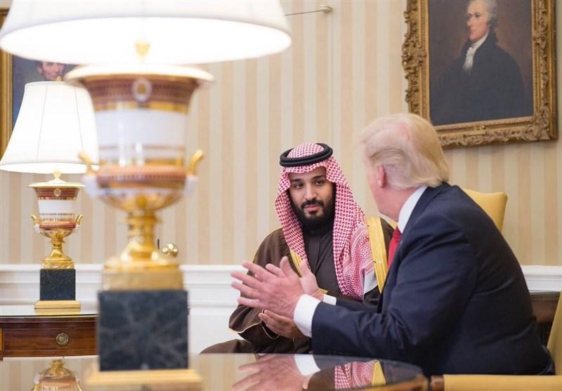 تماس تلفنی بن سلمان و ترامپ درباره البغدادی