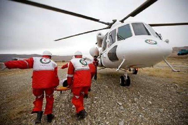گزارش عملیات امداد و نجات در 3 روز گذشته، امدادرسانی به 822 نفر