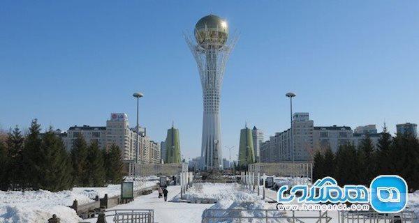 سفر ایرانی ها به قزاقستان آسان می گردد