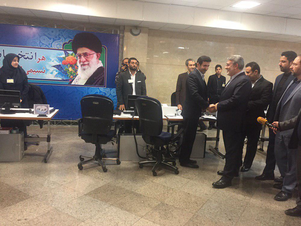 تاکنون حدود 378 نفر برای ثبت نام به وزارت کشور مراجعه کردند