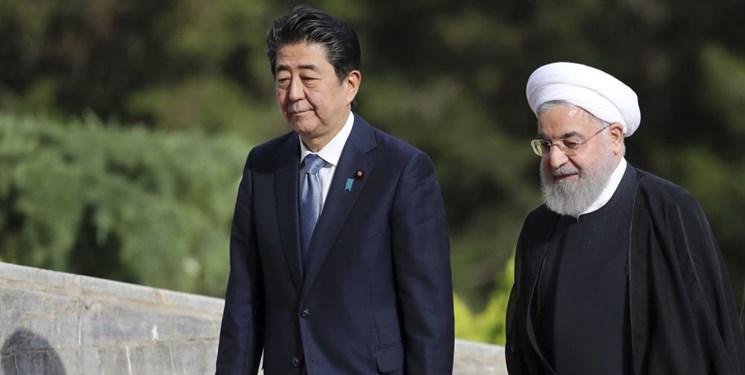 بیانیه وزارت خارجه ژاپن در آستانه سفر روحانی