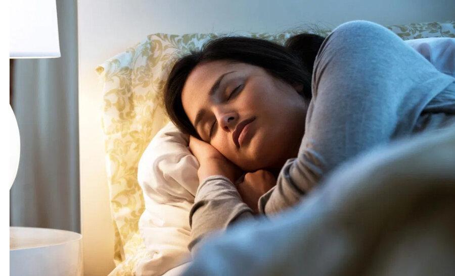 چطور با بینی گرفته راحت بخوابیم؟