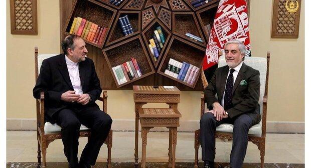 ملاقات عبدالله با سفرای ایران، آمریکا و ترکیه