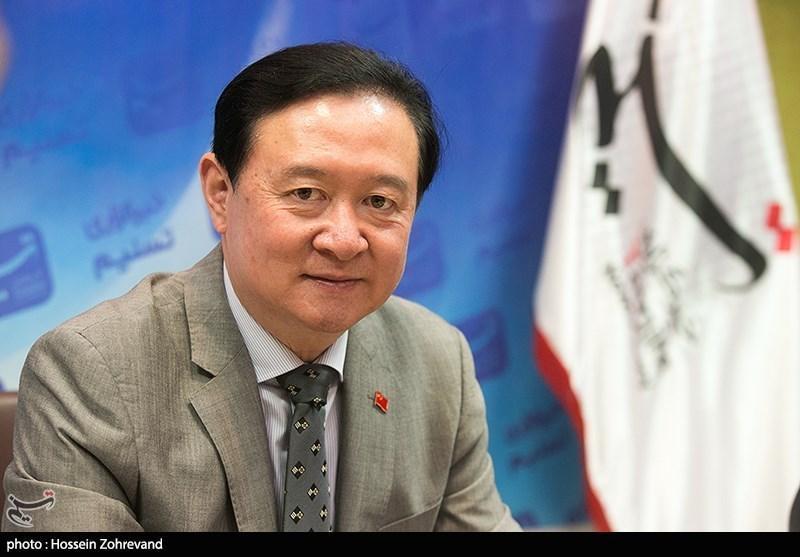 سفیر چین از حمایت ظریف برای مقابله با کرونا قدردانی کرد