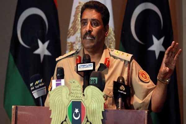 بیشتر شبه نظامیان منتقل شده به لیبی قصد حرکت به سمت اروپا دارند