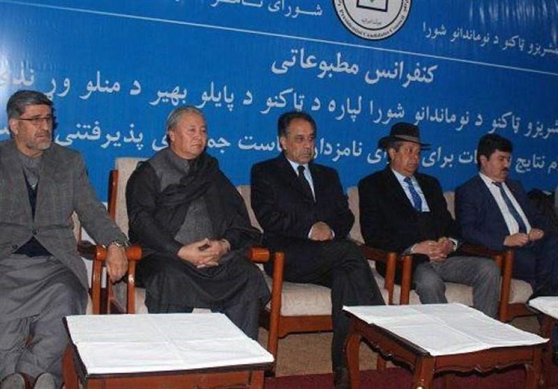 نامزدان ریاست جمهوری افغانستان: اعلام نتایج انتخابات برای ثبات کشور خطرناک است