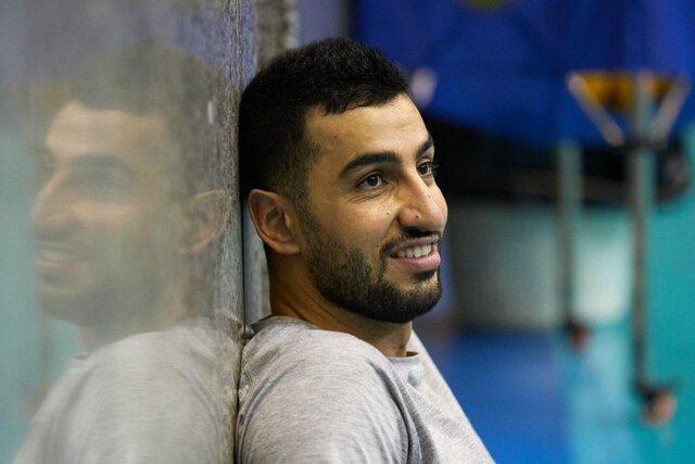 مسعود غلامی مصدوم شد، عابدینی به اردوی تیم ملی والیبال برگشت