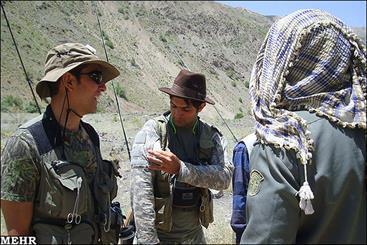 راهنمایان گردشگری دوره آزمایشی سازمان WFTGA را گذراندند