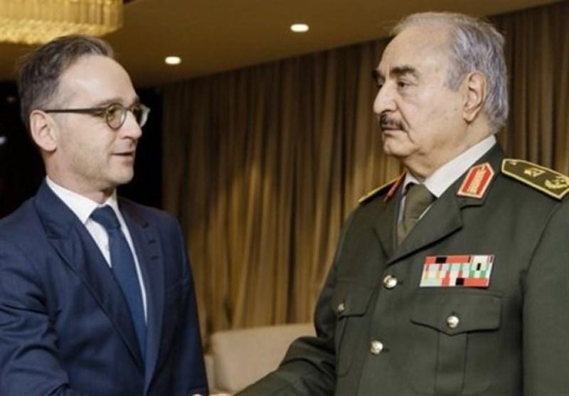 وزیر امور خارجه آلمان: ژنرال حفتر برای برقرای آتش بس در لیبی آماده است ، نشست صلح لیبی در برلین برگزار می گردد
