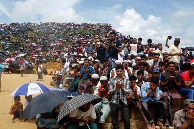 حزب حاکم میانمار: هم اکنون هم از مسلمانان محافظت می کنیم!