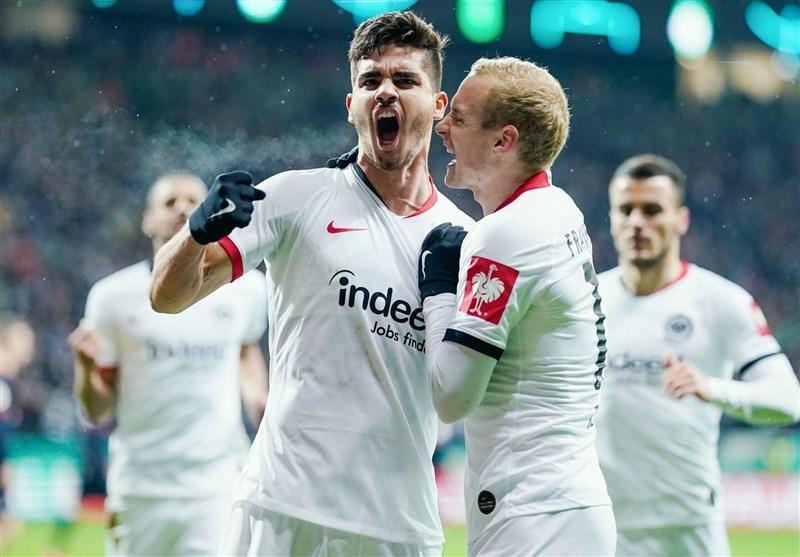 جام حذفی آلمان، لایپزیگ حذف شد