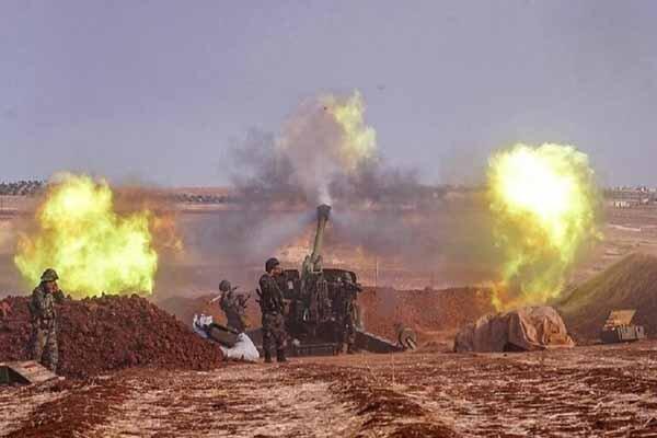 ارتش سوریه جبهه جدیدی علیه تروریست ها در غرب حلب گشود