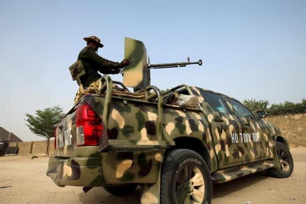 یورش ارتش نیجریه به روستاها و آوارگی اجباری صدها زن و کودک