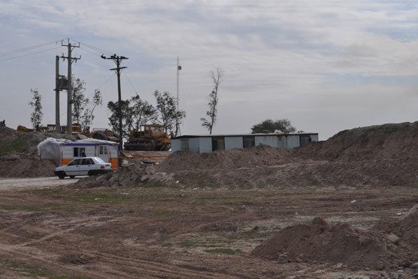 جنگل کاری صنعتی به حریم جهانی چغازنبیل تعرض می نماید
