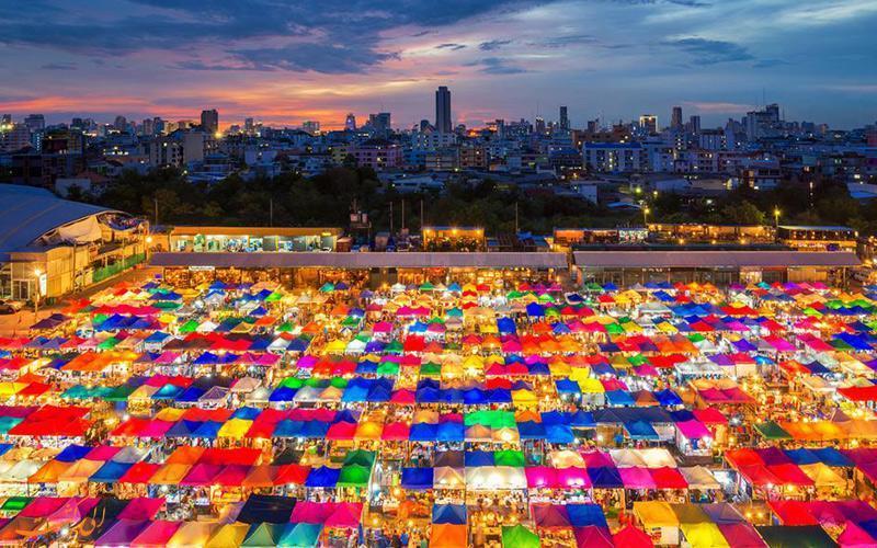 برای خرید در بانکوک کجا بریم؟