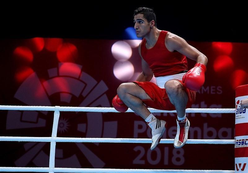 بوکس گزینشی المپیک، شکست موسوی در مقابل بوکسور چینی، کاهش امیدهای شاهین برای المپیکی شدن