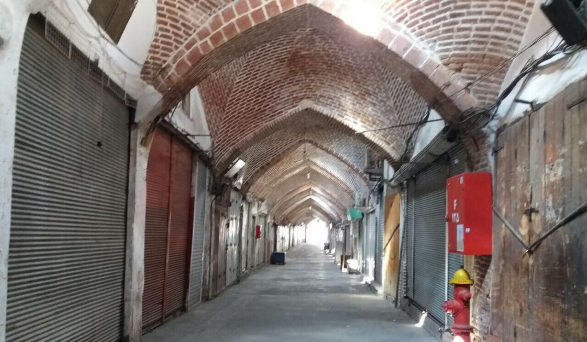 خبرنگاران تعطیلی یا بازگشایی بازارهای استان بوشهر فردا معین می گردد
