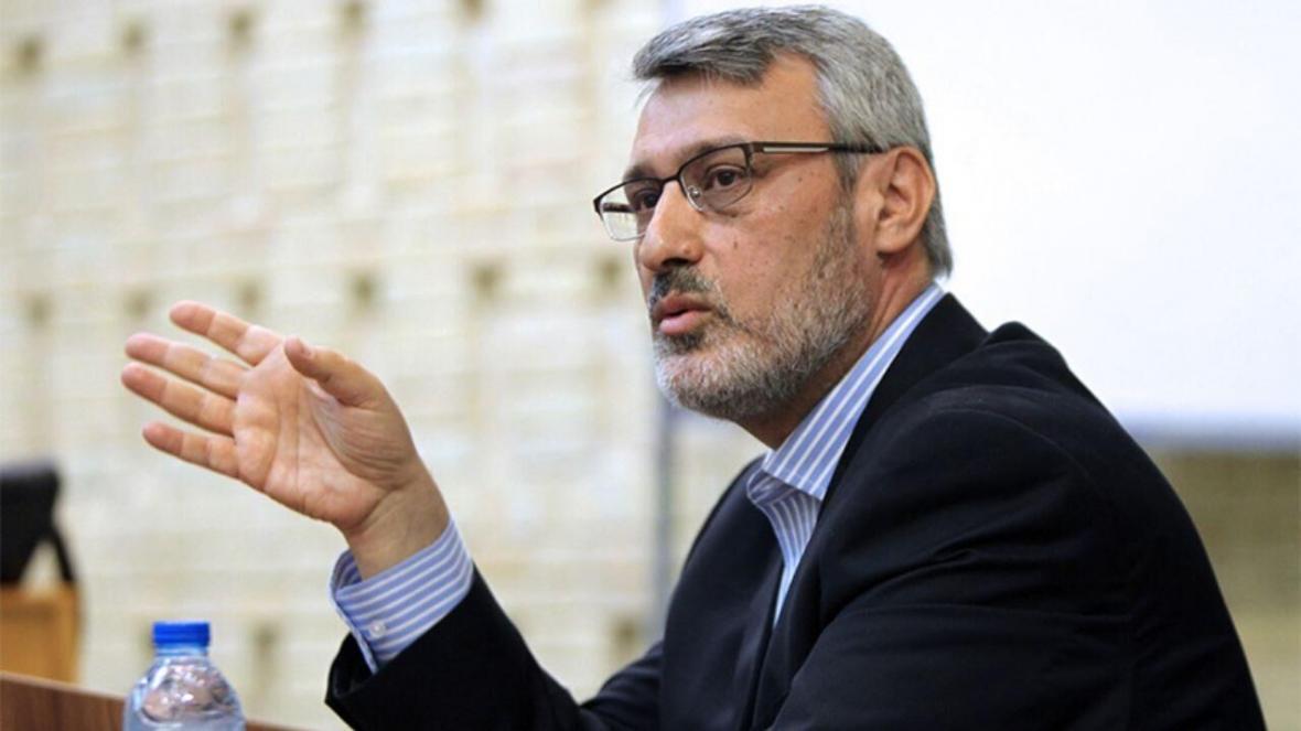 خبرنگاران بعیدی نژاد خواستار مشارکت رسانه های انگلیس علیه تحریم های ضد ایرانی شد