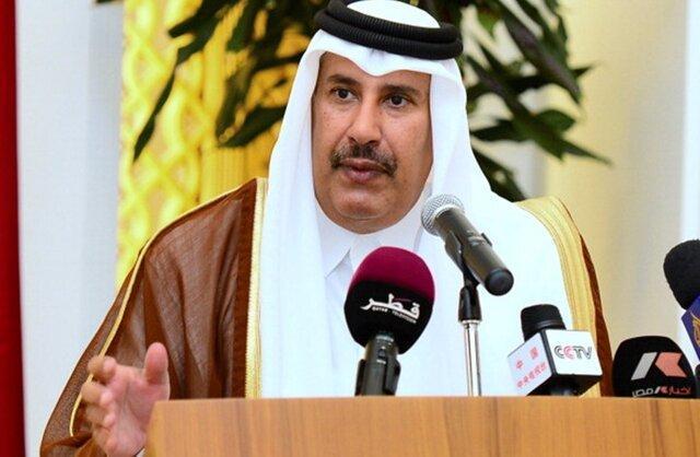 واکنش نخست وزیر اسبق قطر به خبر کودتا