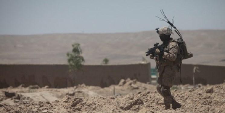 گشت زنی نظامیان آمریکایی در الأنبار عراق با وجود منع آمد و شد