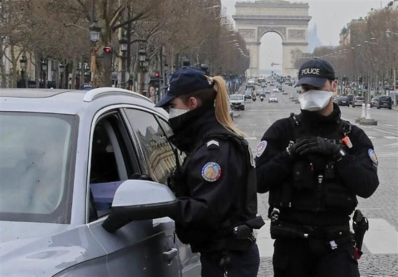 فرانسه با افزایش بحران کرونا مجازات سخت تری را برای ناقضان قرنطینه اعمال می نماید
