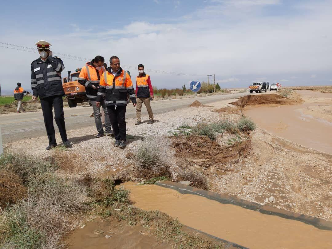 خبرنگاران سیل در اردکان یک کشته و یک مفقود برجا گذاشت
