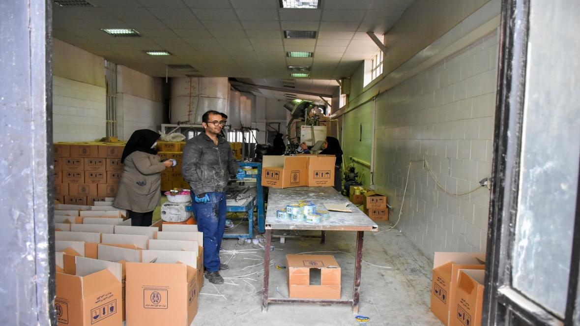 کمک مالی 9 میلیارد تومانی پالایشگاه اصفهان برای مقابله با ویروس کرونا